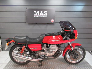 1978 Moto Guzzi Le Mans II For Sale