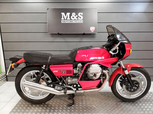1979 Moto Guzzi Le Mans 850 Mk II For Sale