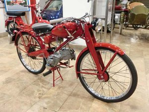 MOTO GUZZI HISPANIA 65 - 1957 For Sale