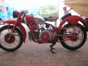1962 Moto Guzzi Falcone Sport For Sale