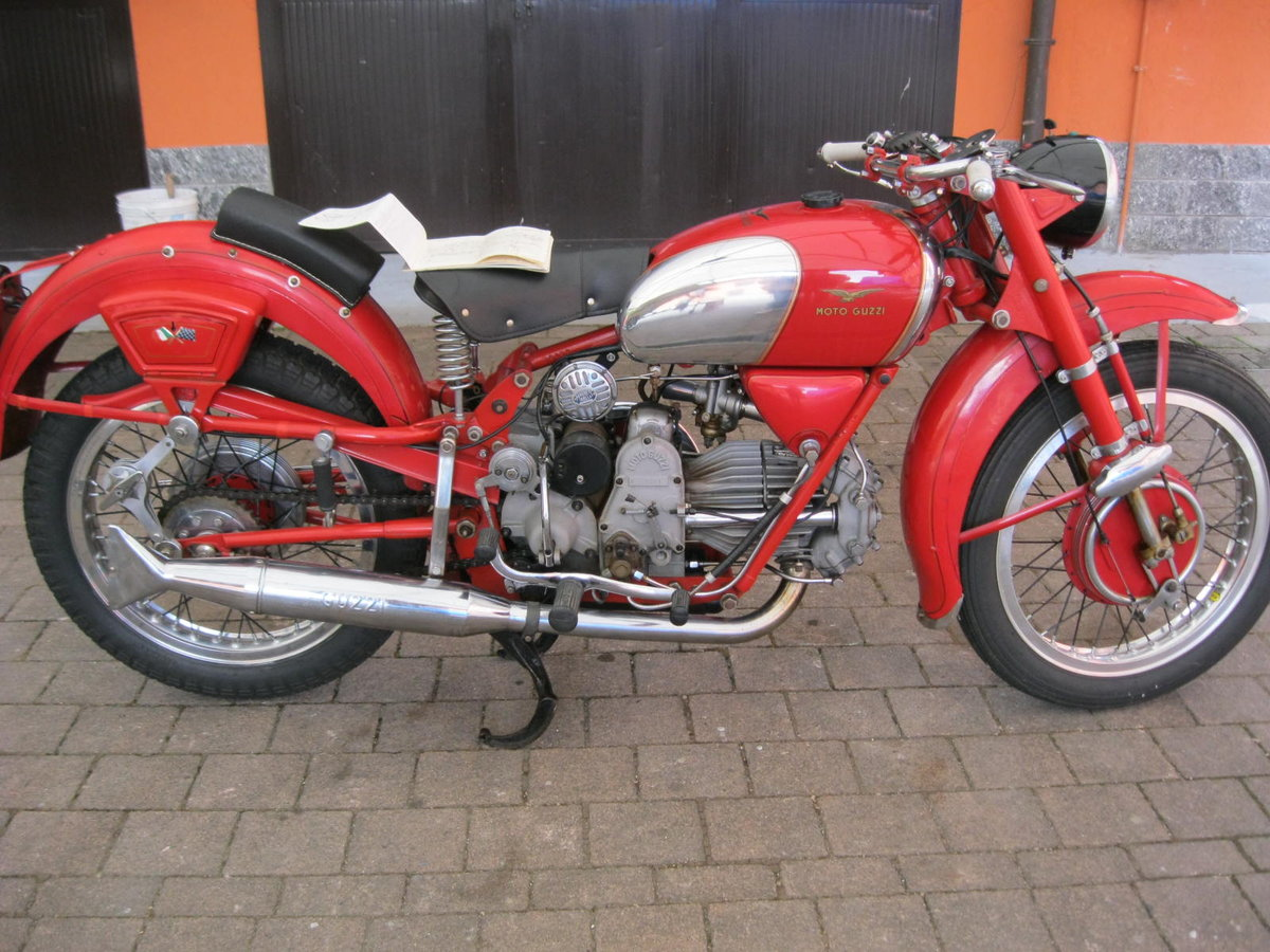 1962 Moto Guzzi Falcone Sport For Sale (picture 2 of 6)
