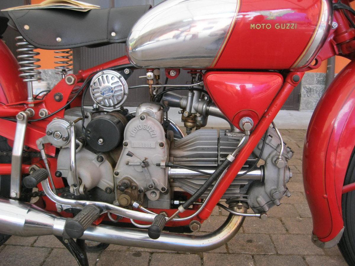 1962 Moto Guzzi Falcone Sport For Sale (picture 4 of 6)
