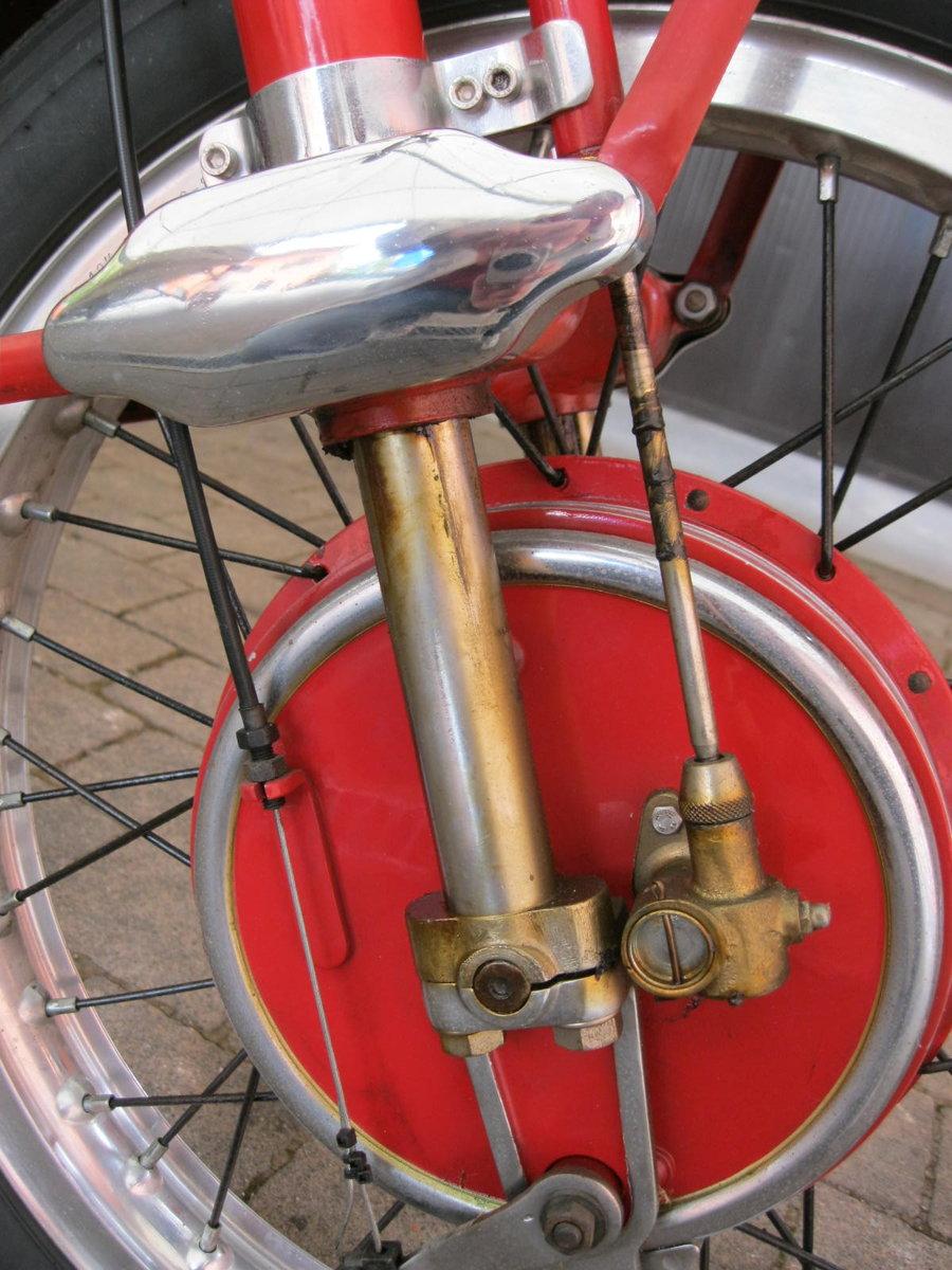 1962 Moto Guzzi Falcone Sport For Sale (picture 5 of 6)