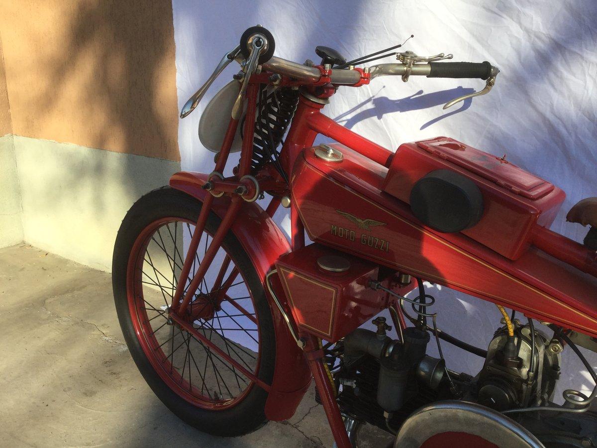 1930 moto guzzi corsa For Sale (picture 5 of 6)