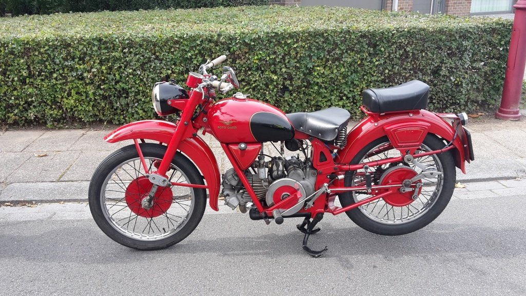 moto guzzi airone 1954 For Sale (picture 1 of 1)