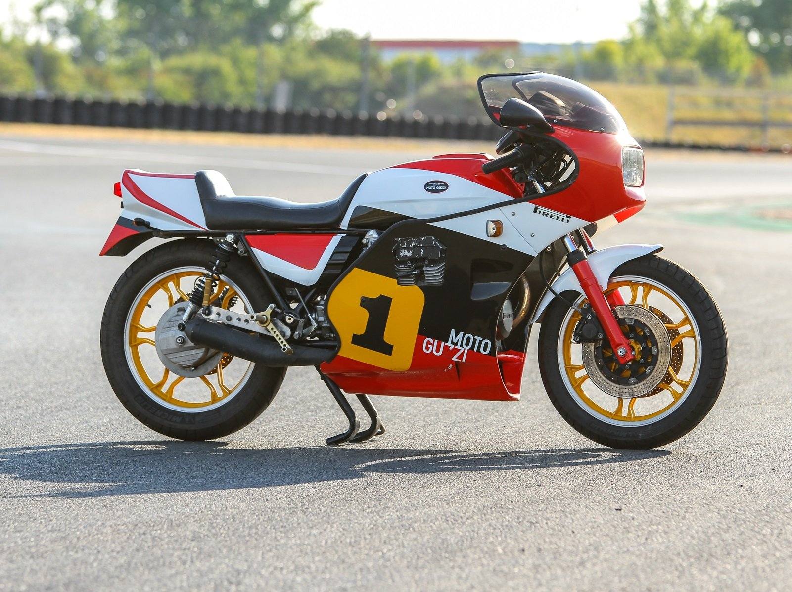 1983 Moto Guzzi DMB 1000 Le Mans For Sale (picture 2 of 6)