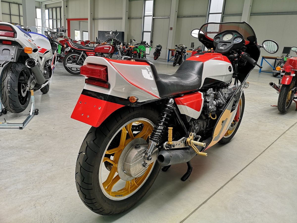 1983 Moto Guzzi DMB 1000 Le Mans For Sale (picture 5 of 6)