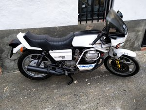 1978 Motoguzzi le Mans 850 For Sale