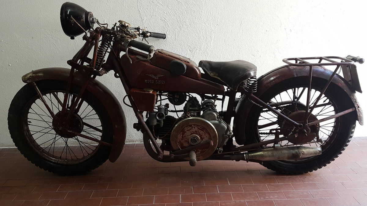 1930 Moto Guzzi Sport 14 For Sale (picture 2 of 6)