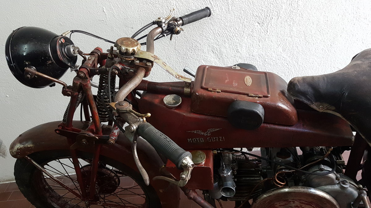 1930 Moto Guzzi Sport 14 For Sale (picture 3 of 6)