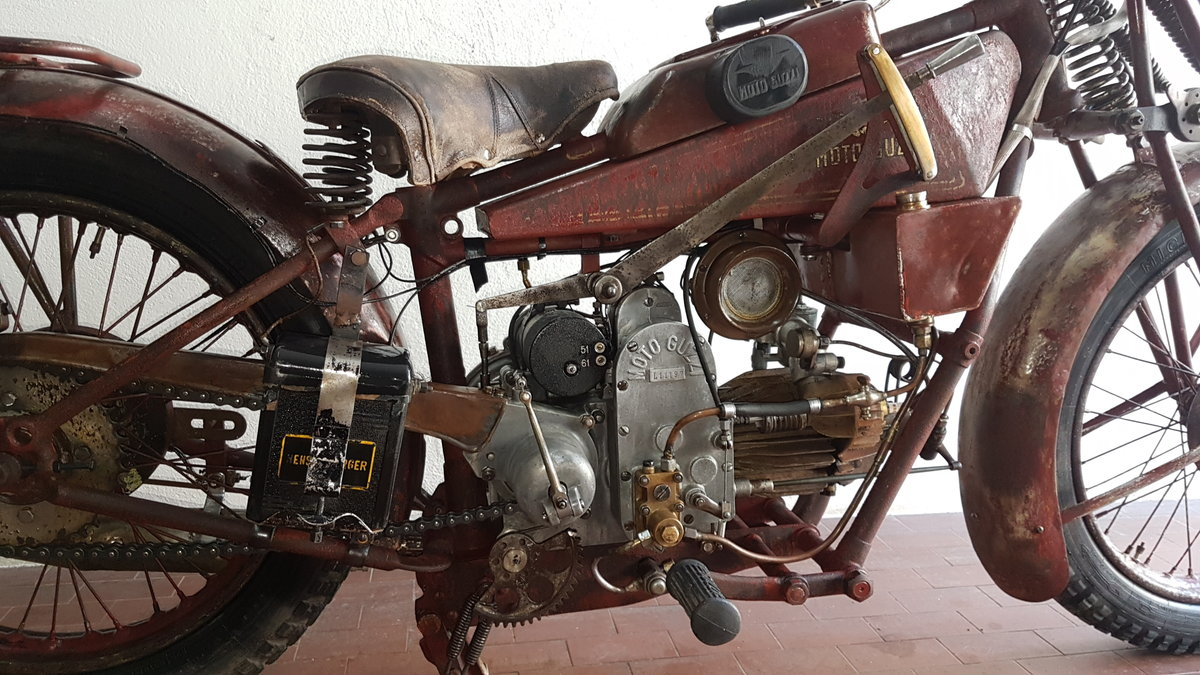 1930 Moto Guzzi Sport 14 For Sale (picture 4 of 6)