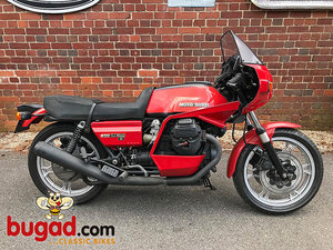 1981 Moto Guzzi Le Mans 2 - Very Original Condition For Sale