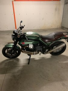 2010 Moto Guzzi Griso 1200 SE Tenni For Sale
