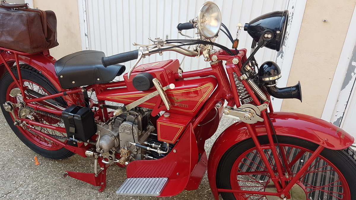1928 Moto Guzzi GT NORGE For Sale (picture 2 of 6)