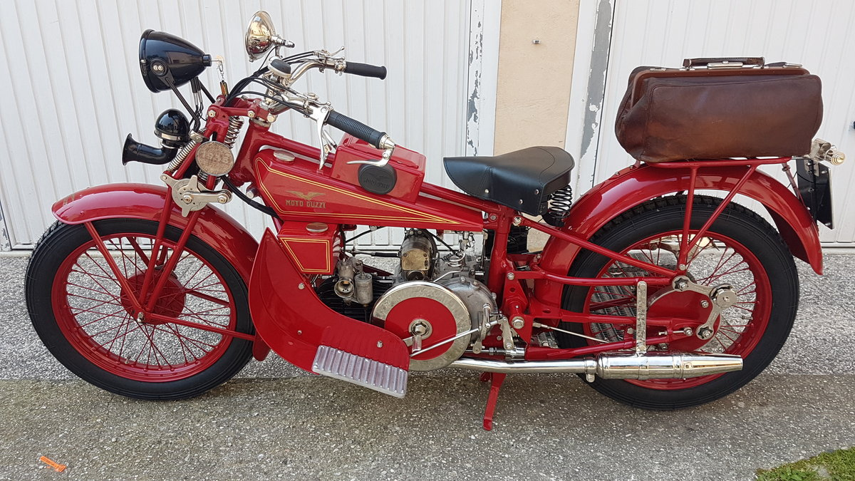 1928 Moto Guzzi GT NORGE For Sale (picture 6 of 6)