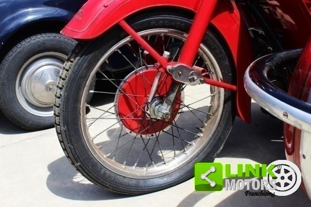 Moto Guzzi Astore Side del 1950, Targa Oro ASI, Totalmente  For Sale (picture 4 of 6)