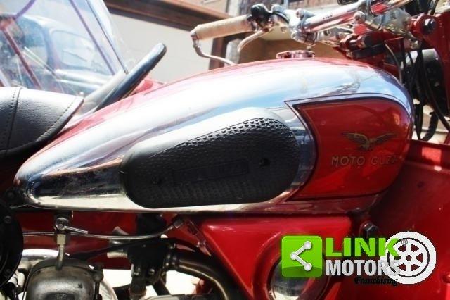 Moto Guzzi Astore Side del 1950, Targa Oro ASI, Totalmente  For Sale (picture 5 of 6)
