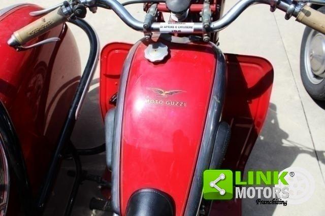 Moto Guzzi Astore Side del 1950, Targa Oro ASI, Totalmente  For Sale (picture 6 of 6)