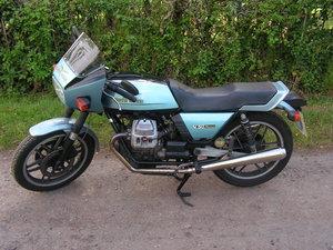 1982 V50 Monza -Original UK spec For Sale
