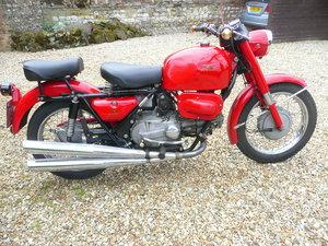 Moto guzzi nuovo falcone 1971 For Sale