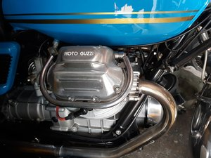 1981 Moto Guzzi 850 T3 For Sale