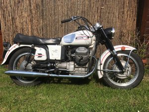 1977 Moto guzzi V7 van Gent series For Sale