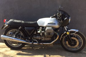 1982 Moto Guzzi Lemans 850 customized For Sale
