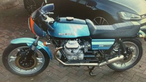 1978 Restored Moto Guzzi Lemans MK1 For Sale