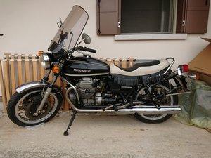 1977 Moto Guzzi T3