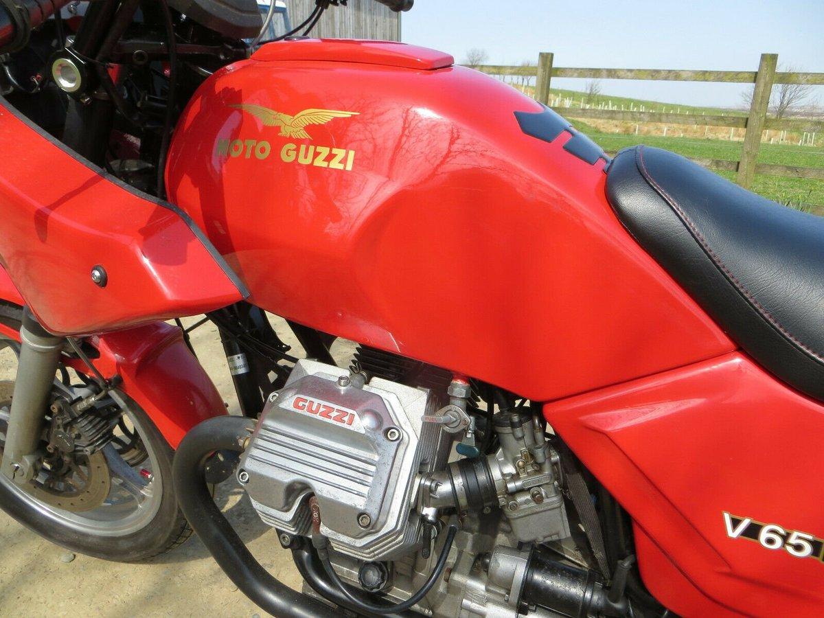 Moto Guzzi Lario 1982 8 valve classic 60hp For Sale (picture 3 of 4)
