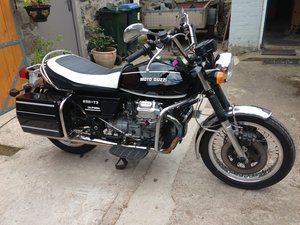 1979 Moto Guzzi T3 California