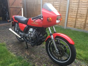 Moto Guzzi Motorcycles For Sale | Car and Classic