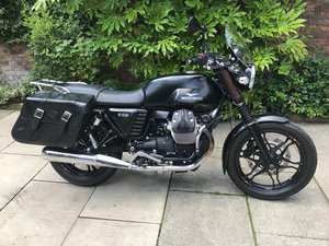2014 Moto Guzzi V7 Stone, Only 1913miles, Perfect Condition For Sale