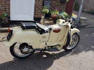1955 Moto Guzzi Galletto For Sale