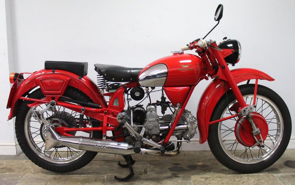 1950 Moto Guzzi Airone  SOLD (picture 1 of 6)