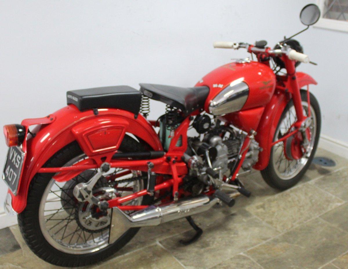 1950 Moto Guzzi Airone  SOLD (picture 2 of 6)