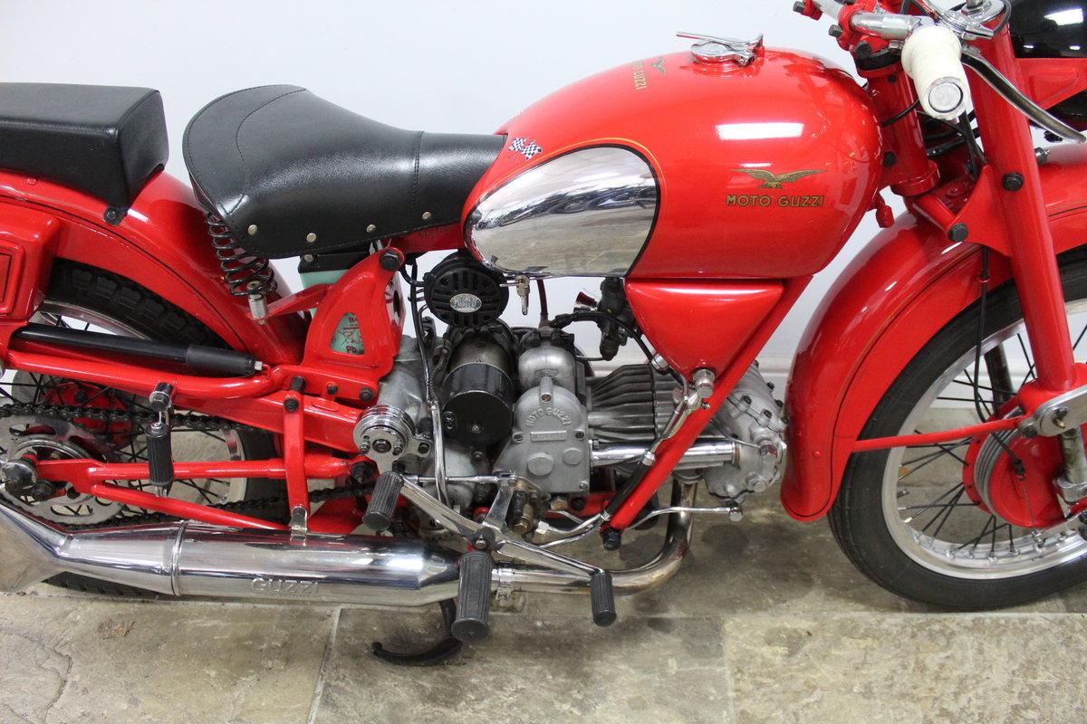 1950 Moto Guzzi Airone  SOLD (picture 3 of 6)