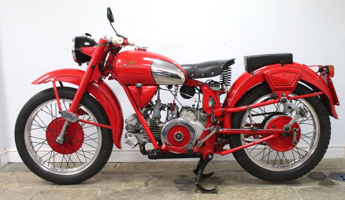 1950 Moto Guzzi Airone  SOLD (picture 4 of 6)