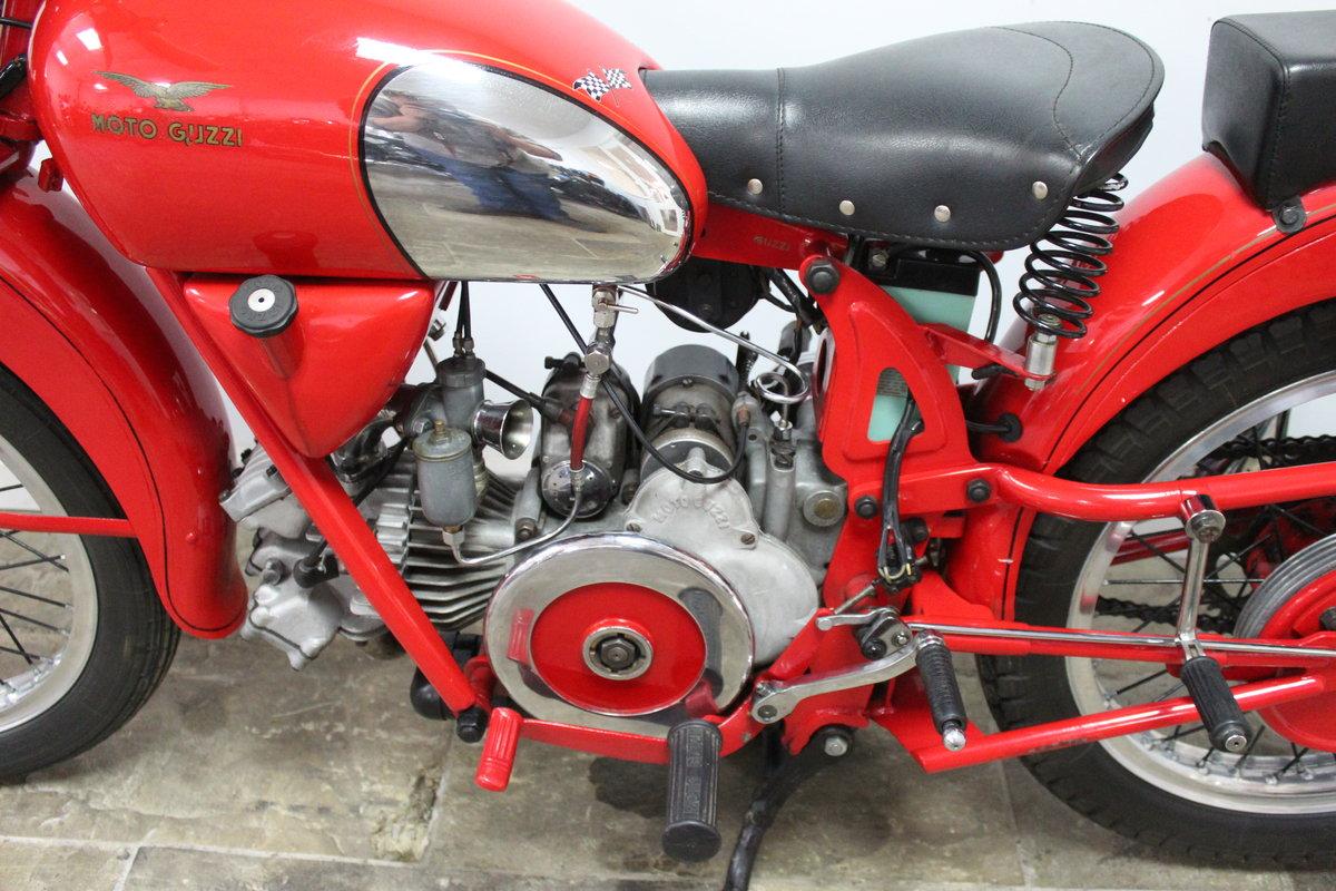 1950 Moto Guzzi Airone  SOLD (picture 5 of 6)