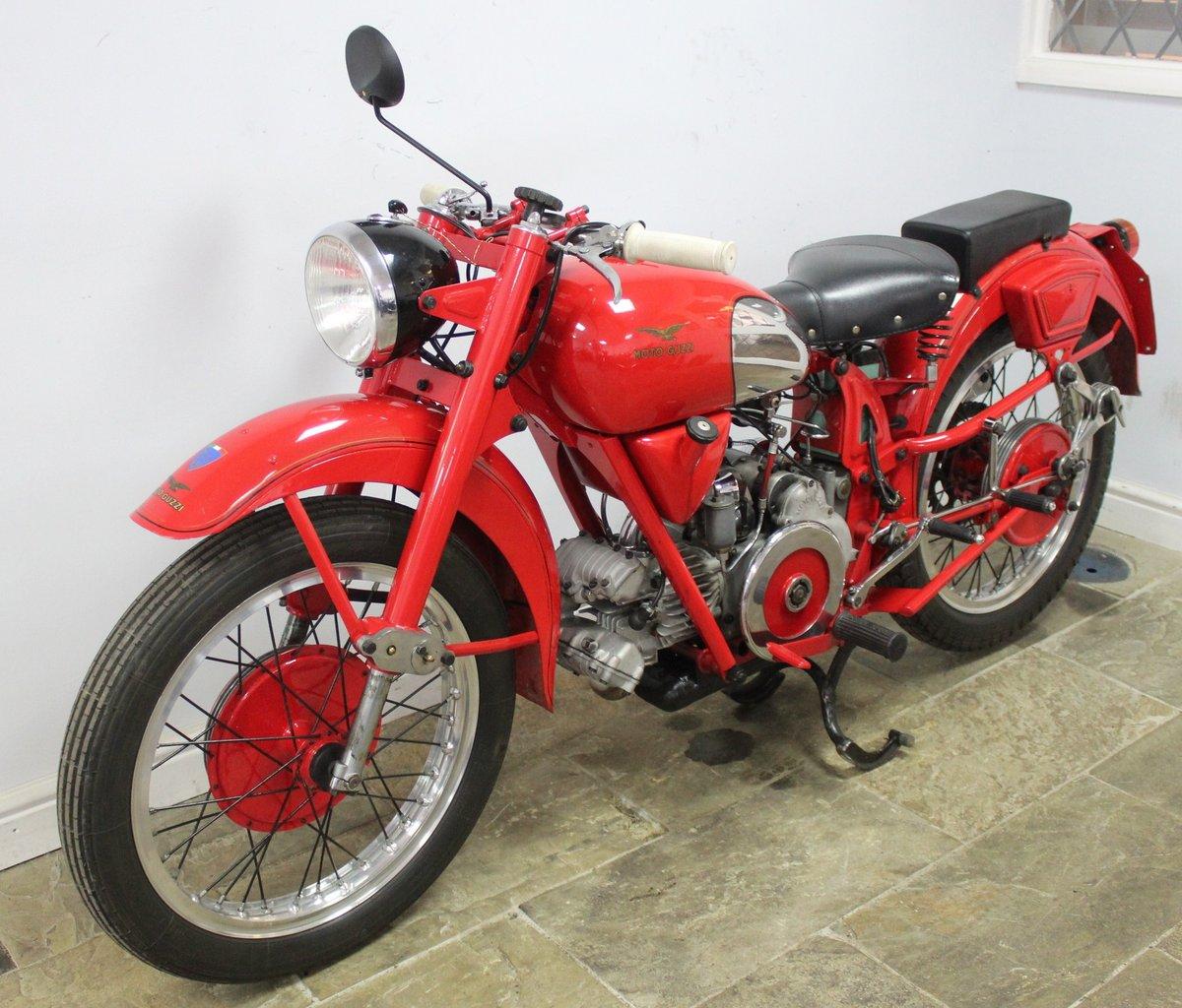 1950 Moto Guzzi Airone  SOLD (picture 6 of 6)