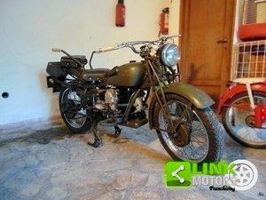 MOTO GUZZI 500 SUPER ALCE, ANNO 1951, ISCRITTA ASI, COMPLET