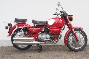 1970 Moto Guzzi NF 500 Nuovo Falcone SOLD