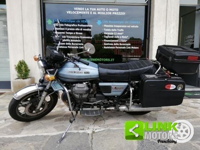 1984 Moto Guzzi V1000 Convert For Sale (picture 1 of 6)