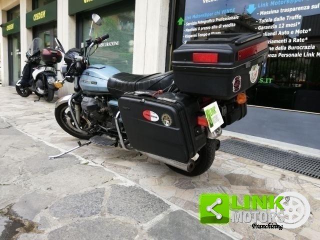1984 Moto Guzzi V1000 Convert For Sale (picture 5 of 6)