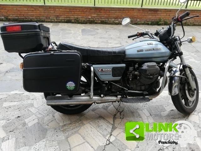1984 Moto Guzzi V1000 Convert For Sale (picture 6 of 6)