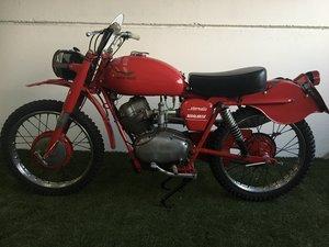 1965 Moto Guzzi Stornello Regolarità 125 ZZ For Sale