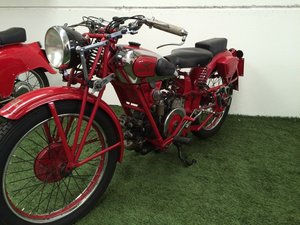 1939 Moto Guzzi PES 250 For Sale