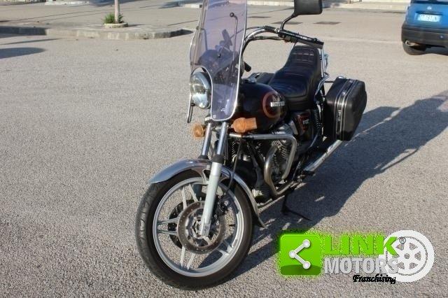 moto guzzi v65c 1985 BEN CONSERVATA,ISCRITTA ASI For Sale (picture 1 of 6)