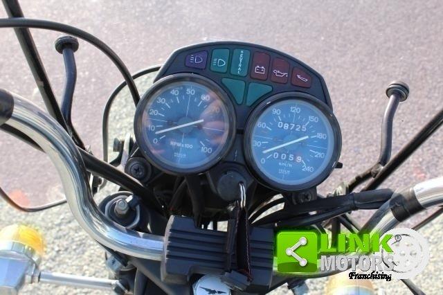 moto guzzi v65c 1985 BEN CONSERVATA,ISCRITTA ASI For Sale (picture 4 of 6)