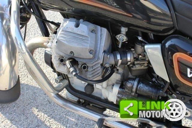moto guzzi v65c 1985 BEN CONSERVATA,ISCRITTA ASI For Sale (picture 5 of 6)